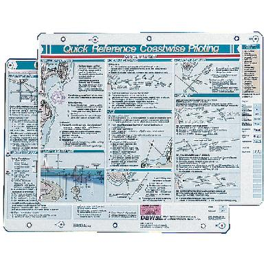 Davis 126 COASTWISE PILOTING / CARD, REF. COASTWISE PILOTING