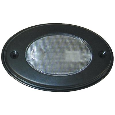 Th Marine OCL1KDP OVAL COURTESY LIGHT / OVAL COURTESY LIGHT BLAC