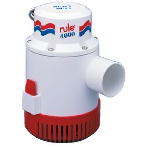Rule 56D HIGH CAPACITY MANUAL BILGE PUMPS / 4000 GPH BILGE PUMP