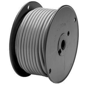 Pacer Electronics 027 PLASTIC COATED SAE NON-TINNED PRIMARY WIRE